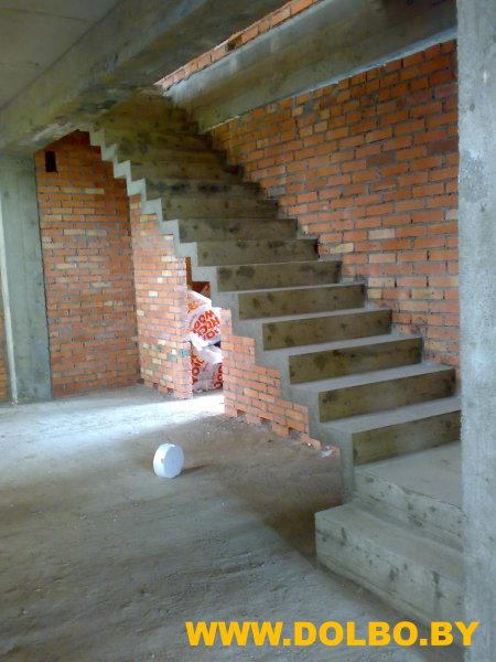 Строительство лестниц image