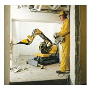 Демонтаж роботами-манипуляторами