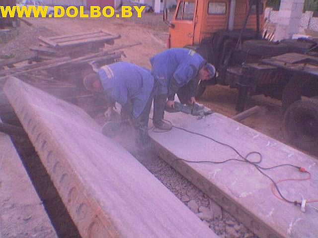 Алмазная резка бетона image