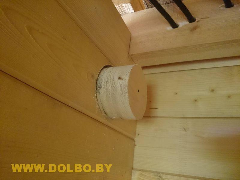 Сверление в древесине dolbo d4