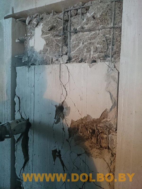 Примеры выполнения: резка, разрушение, демонтаж строительных конструкций 321208638078074 1665866682707234617 n