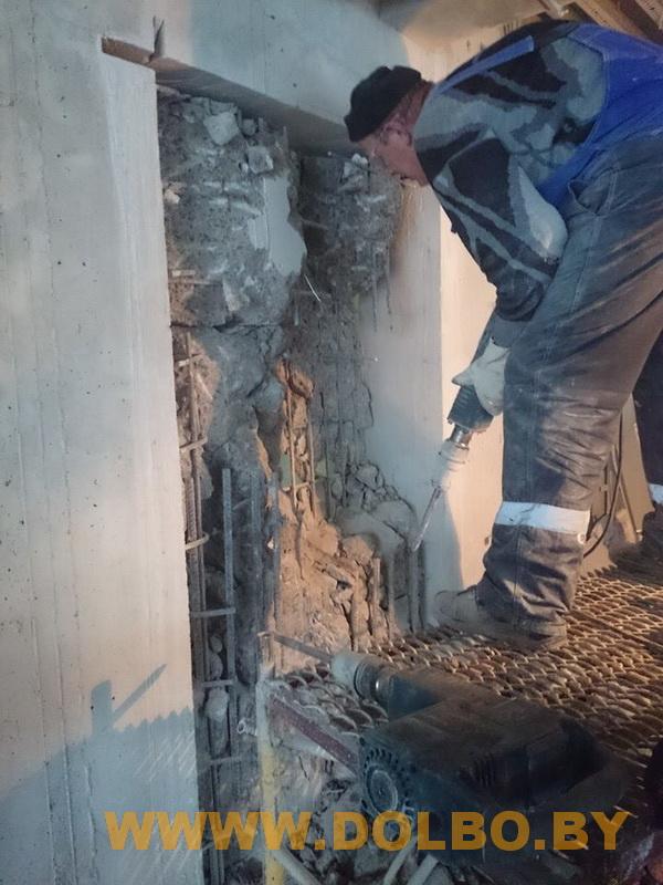 Примеры выполнения: резка, разрушение, демонтаж строительных конструкций 321208618078076 1552384024634655281 n