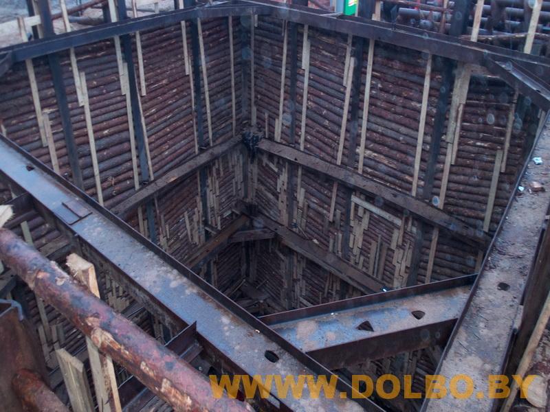 Примеры выполнения: резка, разрушение, демонтаж строительных конструкций 093939