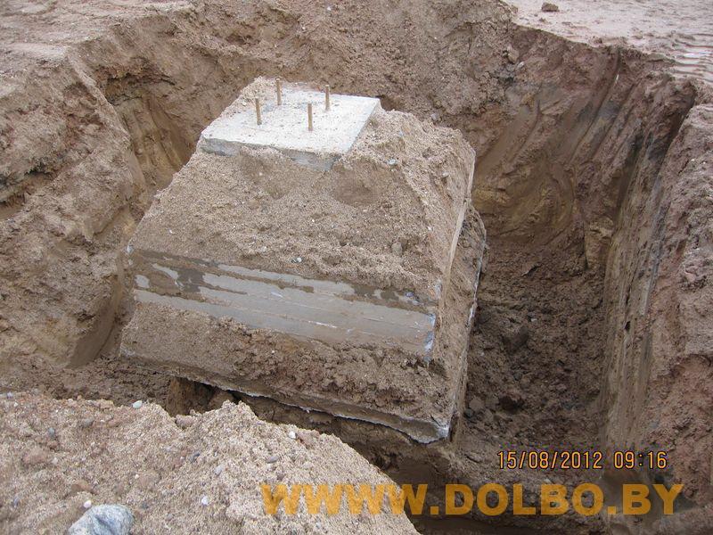 Примеры выполнения: резка, разрушение, демонтаж строительных конструкций 7038 1