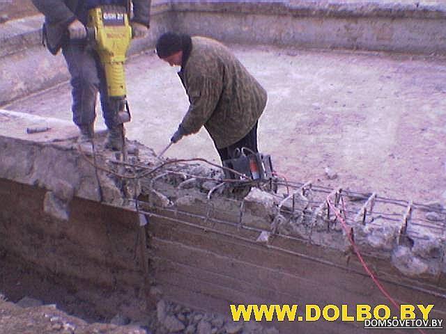 Примеры выполнения: резка, разрушение, демонтаж строительных конструкций pic963 1311344764 1