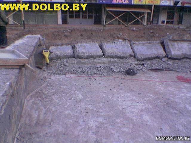 Примеры выполнения: резка, разрушение, демонтаж строительных конструкций pic965 1311344764 1
