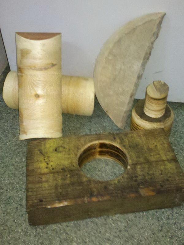 Сверление в древесине d1