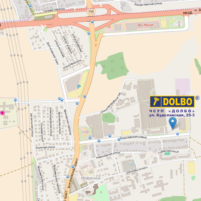 map dolbo