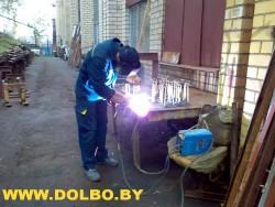 Изготовление металлоконструкций и изделий